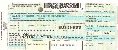 airline-ticket