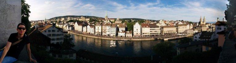 Andi in Zurich