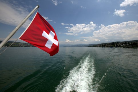 Boat tour of Lake Zurich