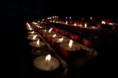 Prayer candles
