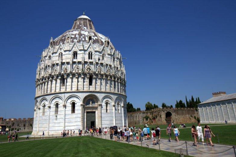 Pisa Baptistry