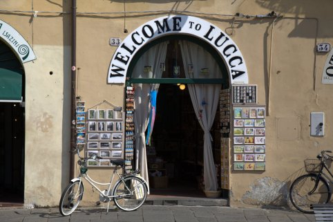 Welcome to Lucca