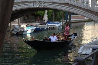 Gondola in Vanice