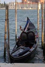 The resting gondola