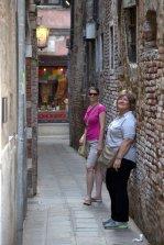 Andrea & Pat in Venice