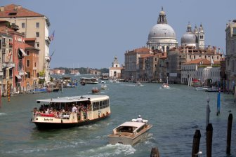 Grande Canal of Venice