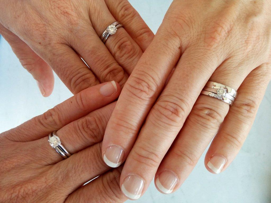 Three married sisters
