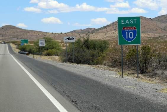 I-10 East