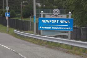 Next stop, Newport News