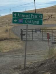 No more freeway