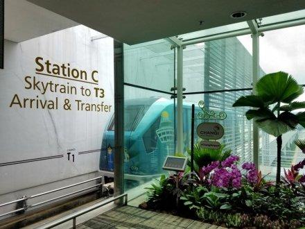 Changi Skytrain
