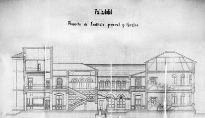 aVA - Cien años del IES Zorrilla - Seccion