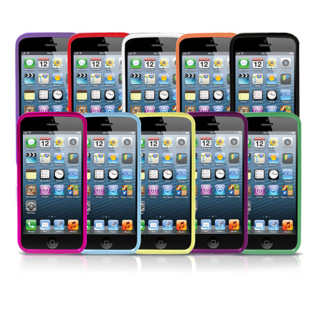 Coques : iPhone 5 (couleurs)