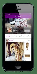 Stylight app iOS