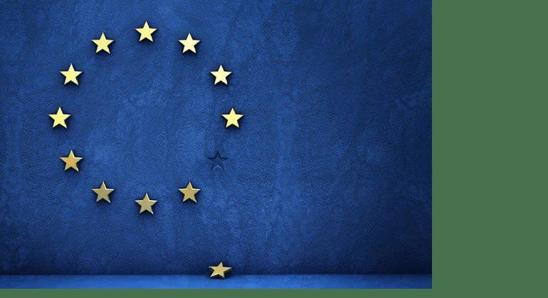 Post-Brexit EU Flag