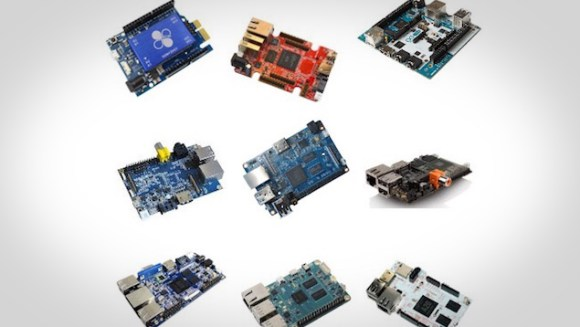 Raspberry-Pi-kloon: overview