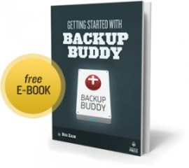 Getting started with BackUpBuddy