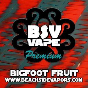 bigfoot fruit e liquid