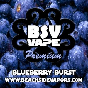 blueberry burst e liquid