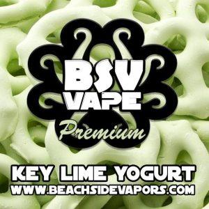 key lime yogurt vape juice