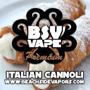 Italian Cannoli E Liquid