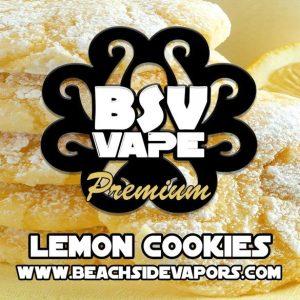Lemon Cookies E Liquid