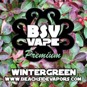 Wintergreen E Liquid