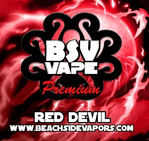 Red Devil E Liquid