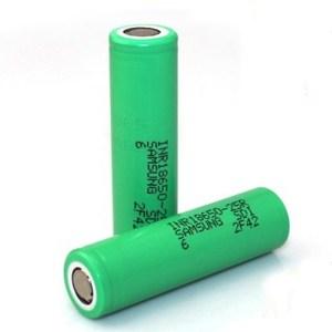 Samsung 25R 2500mAh 18650 Battery