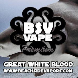 great white blood e liquid