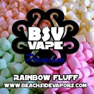 rainbow fluff e liquid