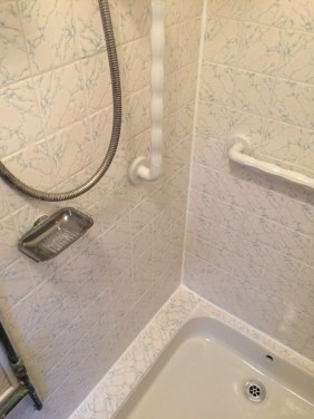 Retirement Home Shower Tile Grout After Cleaning Maidenhead