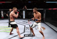 EA SPORTS™ UFC® 2: 91 Judo fighter vs 91 Karate fighter – incredible online gameplay