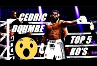 ᴴᴰ ♦️ FUTURE UFC CONTENDER!! 👀 Cedric Doumbe Top 5 Knockouts! ♦️