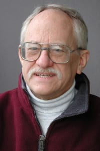 Paul Johnson, a University of Washington professor of Oceanography, and adjunct professor of Earth and Space Sciences