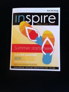 At the Library, pick up a copy of the new magazine that Kitsap Regional Libraries (KRL) are publishing.