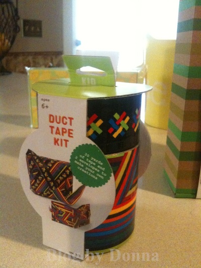 Target's Duct Tape Kit