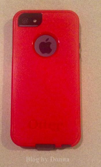 Commuter iPhone 5 Otterbox case
