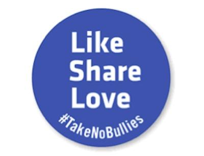 #TakeNoBullies