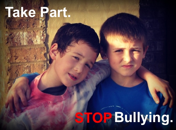 Take part stop bullying