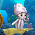 alphie the squid iPad