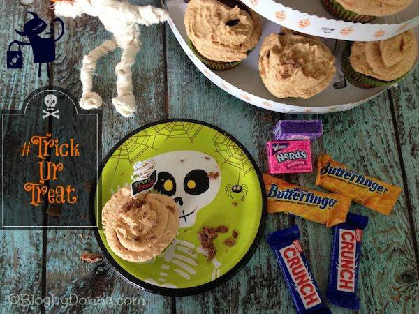 Halloween treat ideas for Halloween party #TrickURTreat #shop #cbias