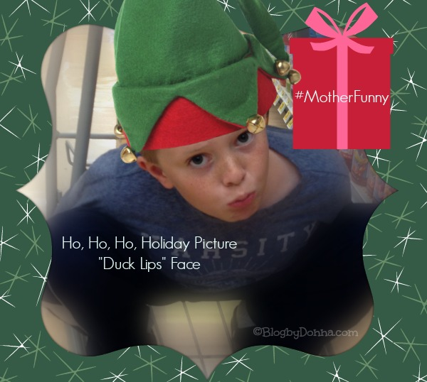 #MotherFunny NickMom Funny Holiday Picture Face #shop #cbias