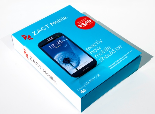Zact Mobile at Best Buy Mobile Specialty Stores 1