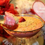 Romantic Raspberry Fluff recipe via Blog by Donna http://blogbydonna.com