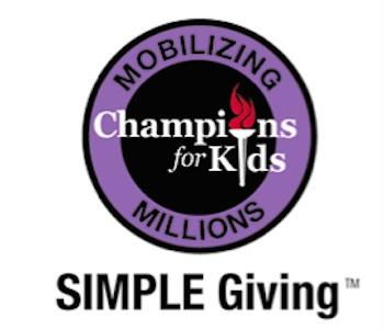 Champion for Kids Logo