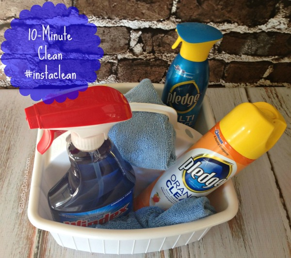 Clean home with Pledge Windex #instaclean #shop #cbias