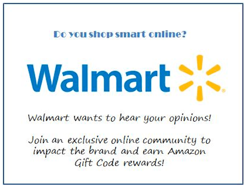 Walmart Online Community Image