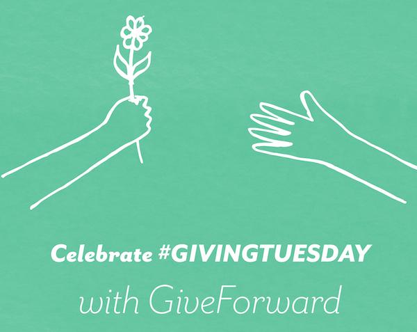 givingtuesday 1 #givingtuesday