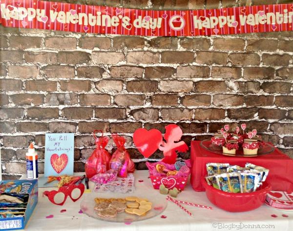 Easy Valentine's Day #CapriSunParties #collectivebias